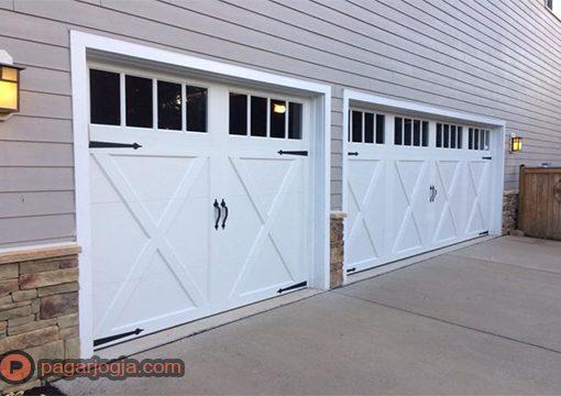Jasa Pembuatan Pintu Gerbang Garasi Jogja
