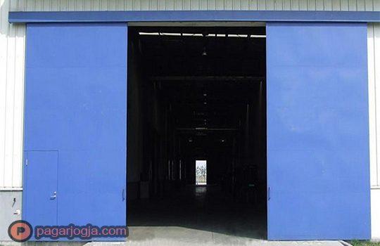 Jasa Pembuatan Pintu Gerbang Gudang Jogja